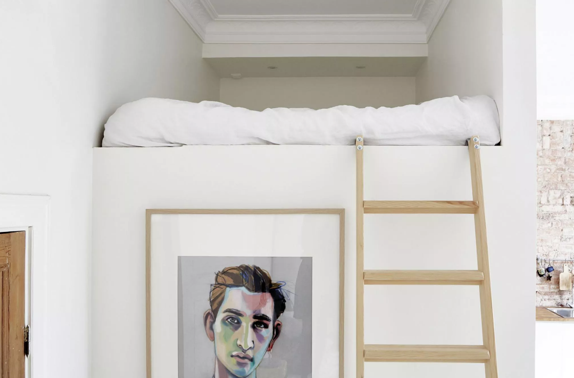 11 Extra Wall Space Ideas That Are Functional